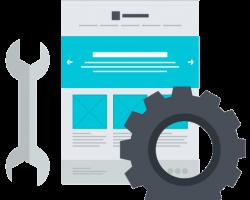 icono optimizar web para conseguir mejores resultados